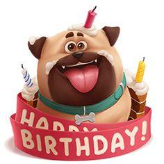 Happy Birthday!!! Feliz Cumpleaños!!!