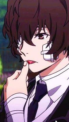 Anime Villians, Fanarts Anime, Anime Films, Wallpaper Animes, Anime Wallpaper Live, Animes Wallpapers, Dazai Bungou Stray Dogs, Stray Dogs Anime, Dazai Osamu Anime