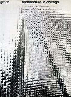 norrlands:    Tomoko Miho: Great Architecture in Chicago, 1967