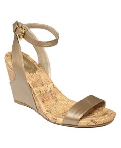 Bandolino Shoes, Modern Girl Wedge Sandals - Sandals - Shoes - Macy's