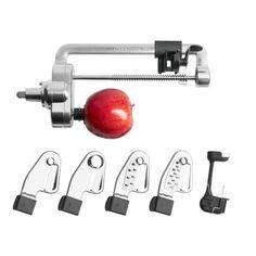 Espiralizador de Frutas e Vegetais para Stand Mixer KitchenAid - KI773AX - KitchenAid R$ 503,28
