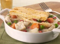 Chicken Pot Pie #Nutrisystem
