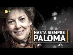 Especial Adiós a Paloma Gómez Borrero en 13TV. Hasta Siempre! ..!!! | Saber te  hace  libre..SOPLOS DE VIDA