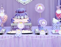 PURPLE Princess Party  COMPLETE  Sofia the First by KROWNKREATIONS, $19.00