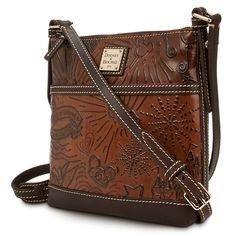 Disney Sketch Leather Crossbody Bag by Dooney & Bourke | Bags & Totes | Disney Store