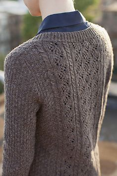 Ravelry: Breckon pattern by Amy Christoffers Cardigan Pattern, Knit Cardigan, Cardigan Sweaters, Sweater Patterns, Cable Sweater, Cardigans, Hand Knitted Sweaters, Knitting Sweaters, Hand Knitting