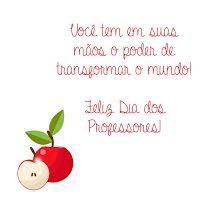 Lembrancinha Dia dos Professores, DIY, Faça Você Mesma, Handmade, Goodies, Download, Teachers' Day
