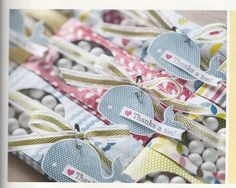 Love this for a Nautical baby shower favor