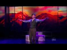 "NEWSIES (Broadway) - ""Seize the Day"" / ""Santa Fe"" [LIVE @ The View]"
