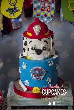 Paw Patrol Birthday Party Ideas | Photo 1 of 15