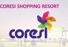Cateva lucruri despre Coresi Shopping Resort! My Town, Adidas Logo, Logos, Shopping, Logo