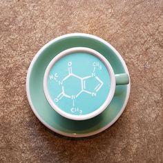 Leekangbin91 Instagram latte art Science