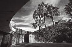 Lautner, Elrod entrance, Palm Springs