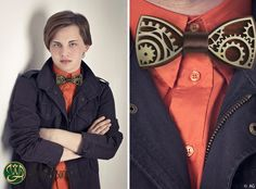 Stylish bow tie with gears - a perfect addition to your image, ideal for a special event, and for daily wearing👉And you can find it on WoodenAccessoriesRU.etsy.com🗝 Стильная галстук-бабочка с шестерёнками - прекрасное дополнение вашего образа, идеально подходит как для особенного события, так и для ежедневной носки🔩 Найти её Вы можете на Wood-Accessories.ru⚙ #steampunk #стимпанк #steampunkstyle #steampunkjewelry #steampunkfashion #gear #etsy #WA_bowties #etsyaccessories #tie #bowtie…