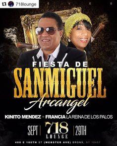 En breve EL HOMBRE MERENGUE @ 718 Lounge Bronx NY @kinitomendez @carlosvalenzuelaterrero @magdapaniagua with @repostapp