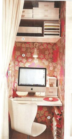 I wouldnt do the pink, but i like the concept for my solarium!