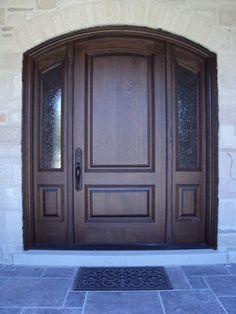 Rustic series doors traditional front doors los for Front door johnson valley