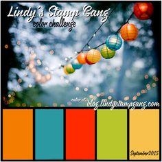 Sept Colour Challenge