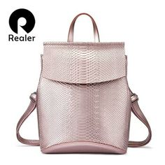 119378e889 women backpack split leather school bag for girls teenagers multifunctional  travel backpack ladies embossing shoulder bag