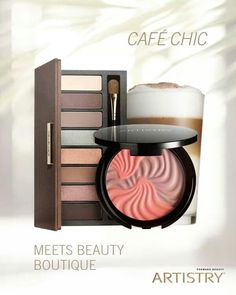 Cafe Melange Collection!! ARTISTRY Have BOTH AND THEY ARE MY FAV;)