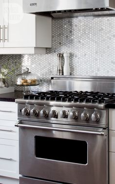 How to clean your gas range