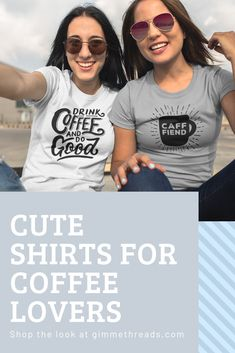 Coffee is life! Show your love of java with this cute coffee quote shirt that will perk up your morning coffee run. Work Shirts, Cool T Shirts, Funny Shirts, Cute Southern Sayings, Cute Coffee Quotes, Thing 1, Coffee Is Life, Patriotic Shirts, Coffee Lover Gifts