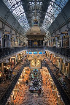 Queen Victoria Building | Incredible Pictures