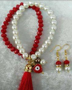 Diy Jewelry Necklace, Handmade Beaded Jewelry, Handmade Jewelry Designs, Jewelery, Beaded Bracelets, Urban Jewelry, Hippie Jewelry, Bracelet Crafts, How To Make Necklaces