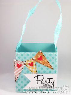 SP Stamps Blog: Amazing Party Favor Basket