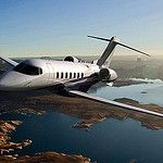The Learjet 85 is the largest, tallest and widest aircraft from Bombardier