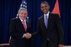 INFORMATIVO GERAL: Barack Obama em Cuba