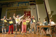 The 25th Annual Putnam County Spelling Bee. The funniest show I have ever seen. NY, December 2007?