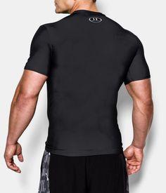 Men's Under Armour® Alter Ego Punisher Compression Shirt, Black , Back