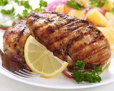 Una receta muy rica y sencilla de preparar, es perfecta para los peques, y también para los papis que están en plena operación bikini. Acompáñalas de una b
