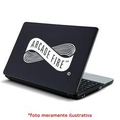 Pitucat Acessórios: Arcade Fire Everything Now Infinite Logo adesivo de vinil Win Butler Régine Chassagne