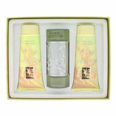 Bellagio 3 Piece Gift Set (3.4 oz. edp Spray, 6.8 oz. body cream, 6.8 oz. body wash) by Vapro International. $160.34. Product DescriptionIntroduced by Bellagio in 2000. Bellagio is a luxurious flowery fragrance. This Perfume has a blend of floral notes of rose, jasmine, ylang-ylang, lily of the valley, sandalwood and musk.