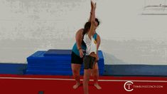 22 drills to help you master the standing back handspring in the fastest and most efficient manner without mental blocks! Gymnastics Levels, Gymnastics Lessons, Boys Gymnastics, Tumbling Gymnastics, Gymnastics Coaching, Cheer Stunts, Cheerleading, Back Handspring Drills, Flick Flack