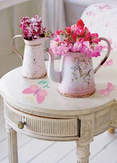 Painted graniteware