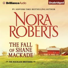 The Fall of Shane MacKade, a #Fiction #Romance by @NorarobJDROBB, can now be sampled in audio here... http://amblingbooks.com/books/view/the_fall_of_shane_mackade
