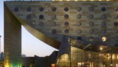 Hotel Unique di Ruy Ohtake. Il famoso architetto brasiliano Ruy Ohtake ha realizzato l'Hotel Unique a San Paolo, vincitore del Premio della Biennale di Architettura. Via decoracaopracasa.com