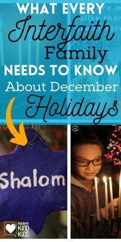 Are you raising your kids in an interfaith family? Celebrating Hanukkah and Christmas side by side and blended brings our family closer. Check out these great tips from Coffee and Carpool to plan your family activities.