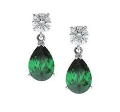Sure, while I'm dreaming I'll take a pair of emerald earrings too!