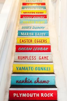 stairs graphics