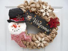 30+ of the Best DIY Christmas Wreath Ideas | Holiday wreaths ...