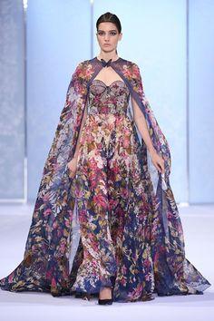 Look 1 - Ralph & Russo Haute Couture Autumn/Winter 2016-17