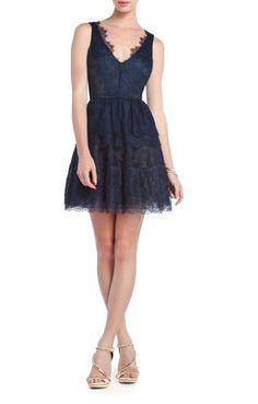 Willa Lace Cocktail Dress | BCBG