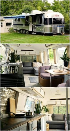 14 gorgeous Airstream trailers to rent for your next vacation. Renovated 1984 Vintage Airstream Trailer in Consecon Ontario.