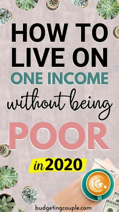 How to live frugally with an income: over 40 tips Want to live the life of your dreams *while* saving (tons) of money every month? No matter your income, you can achieve frugal living (even if you're a beginner) with these super simple frugal tips and mo Best Money Saving Tips, Ways To Save Money, Money Tips, Money Saving Hacks, Frugal Living Tips, Frugal Tips, Budgeting Finances, Budgeting Tips, Life Hacks