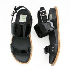 enchanted バックストラップサンダル Back Strapped Sandals || Editor's Pick from ShopStyle.co.jp