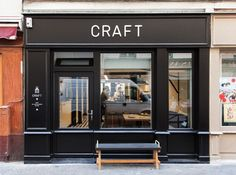 Continuing in the tradition of grand Parisian cafes, where writers and existentialists held court, Cafe Craft provides a workspace and hangout spot for the creatively inclined. Plus, good design, good coffee, and high-speed wifi.